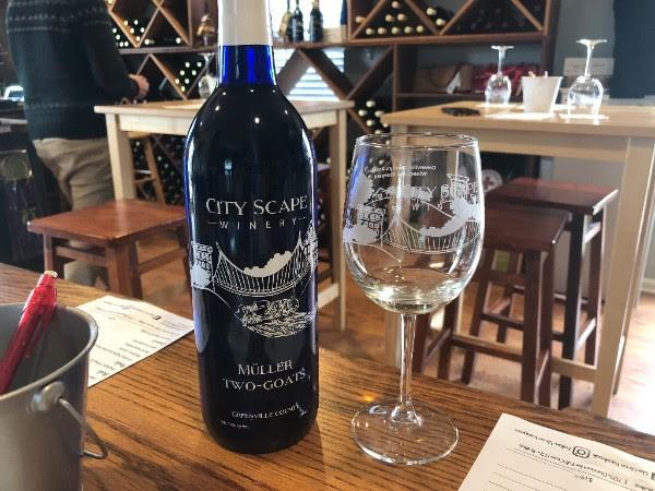 CityScape Winery