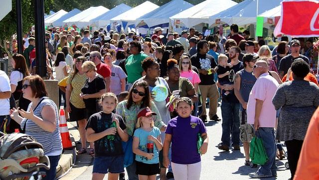 Spartanburg International Festival